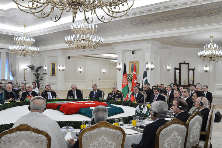 Abdullah GÜL : President Gül: Afghanistan and Pakistan Will